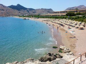 Leto v Grécku